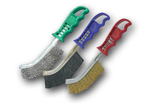 Stainless Steel Malaysia Wire Hand Brush Delta Welding