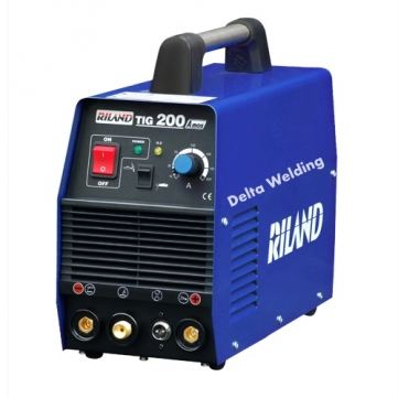 Delta Riland 200 ARC + TIG Dual 2 in 1 welding machine