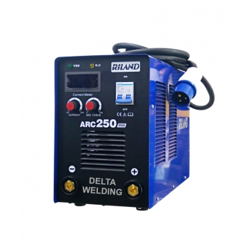 DELTA RILAND ARC 250 ( 1 Phase) WELDING MACHINE